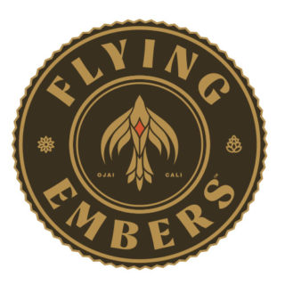 Flying Embers Organic Hard Kombucha