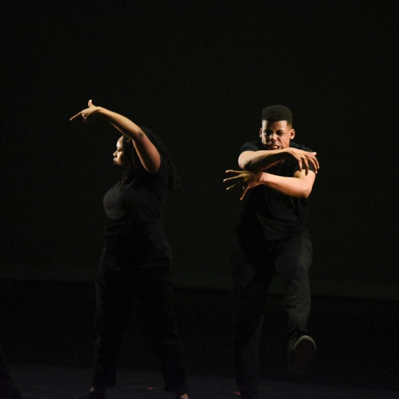 The Destiny Arts Youth Performance Company